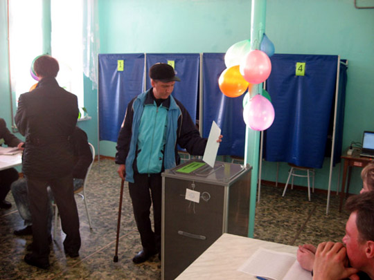 Свердловская область отказывается от партийных списков