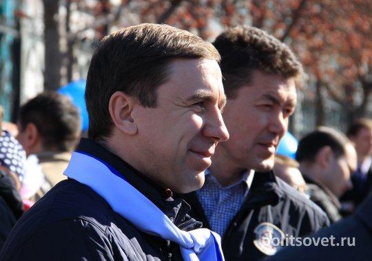 К министру транспорта Свердловской области пришли с обысками
