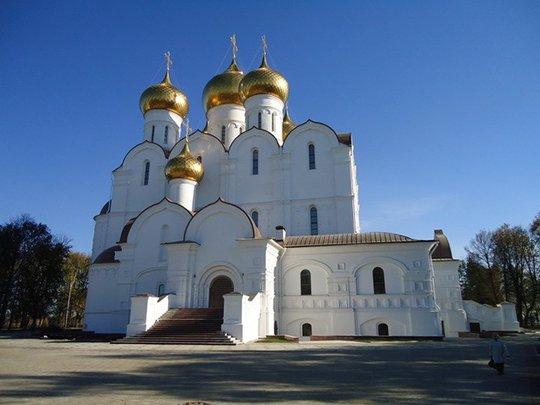 Храм-на-воде: в Екатеринбурге повторяется история Ярославля