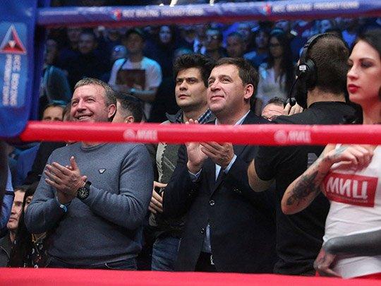 То бокс, то Михалков: что не так с пиаром свердловского губернатора?