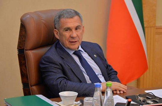Минниханов: Татарстан, Москва иСанкт-Петербург теряют самые большие суммы наподдержку регионов-реципиентов