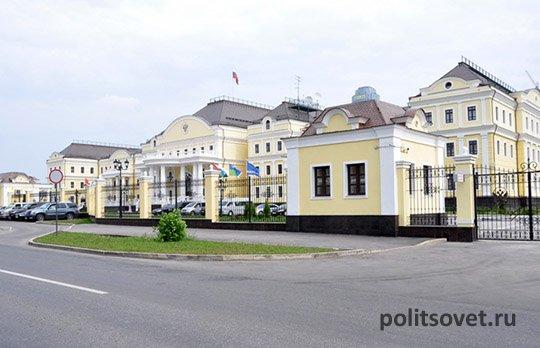 Депутат Госдумы предложил отдать дворец полпреда Холманских Эрмитажу