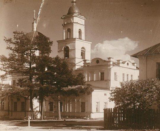 РПЦ назвала снос храма XVIII века «восстановлением»
