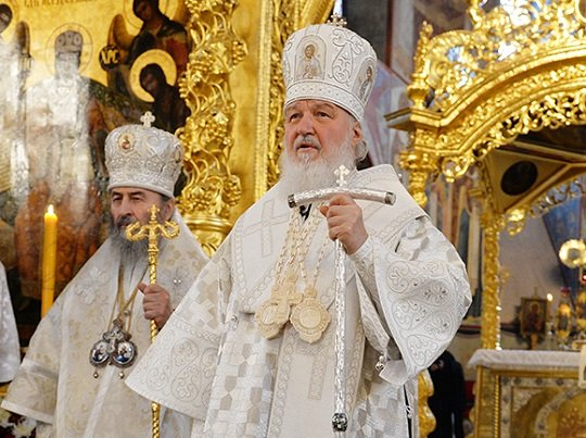 Украинский урок для РПЦ