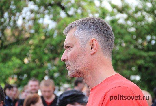 Проблему Ройзмана обсудили в Кремле
