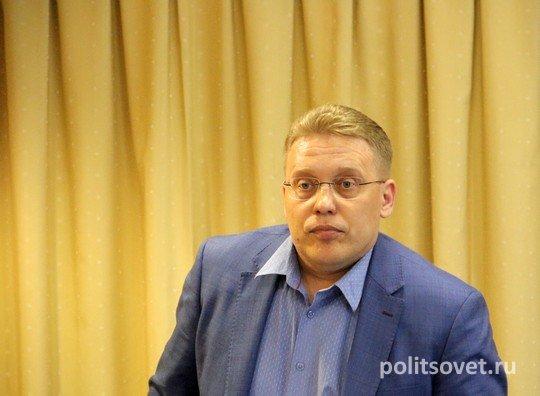 Против бывшего лидера свердловского «Яблока» Переверзева возбудили уголовное дело