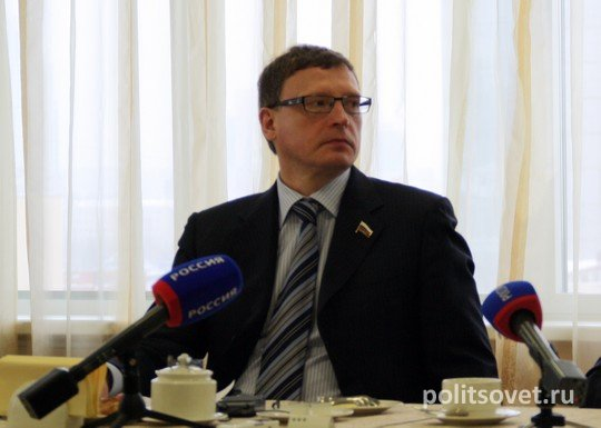 Александра Буркова прочат в губернаторы