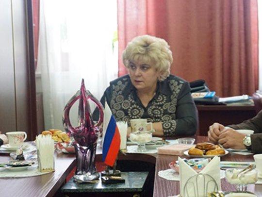 Ректор Ургау стала вице-президентом РАН