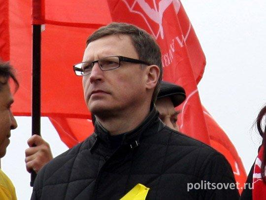 Вечно второй: штрихи к политическому портрету Александра Буркова