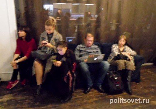 Ксения Собчак в Екатеринбурге: серо и скучно