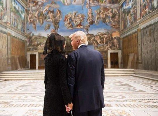 Вайнштейн, Спейси… Следующий  — Трамп?
