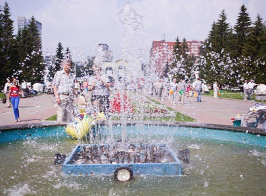 Нужен ли Екатеринбургу ЦПКиО?