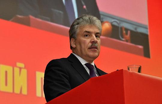 Кандидат от КПРФ Грудинин оказался поклонником Сталина и Лукашенко