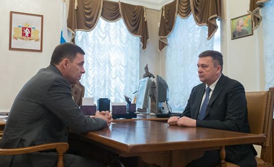 Куйвашев уволил министра из кадрового резерва Путина