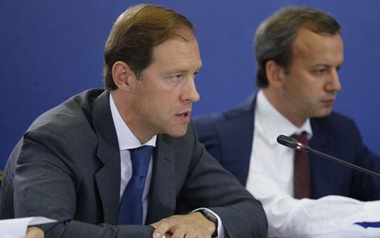 Дворкович и Мантуров не сошлись в оценке расходов на ЭКСПО-2025