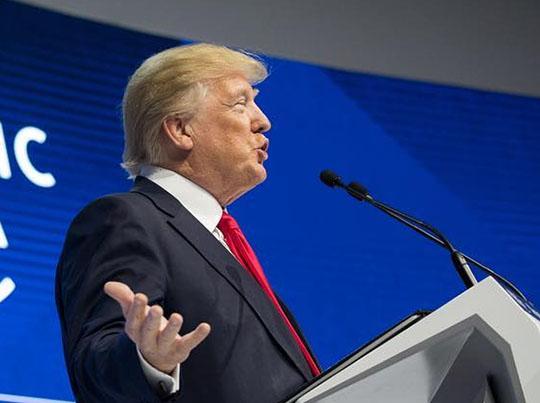 Трамп объявил новую гонку вооружений