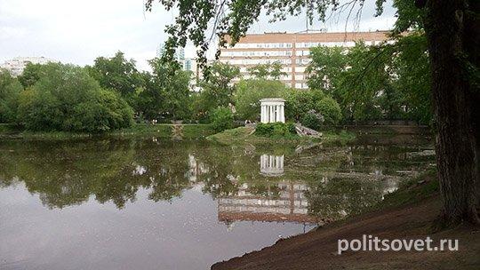 Харитоновский парк в Екатеринбурге превратят в палаточный лагерь