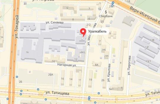 Глава градсовета предложил новое место для ледовой арены в Екатеринбурге