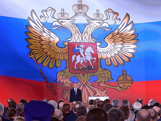 Война и мир Владимира Путина