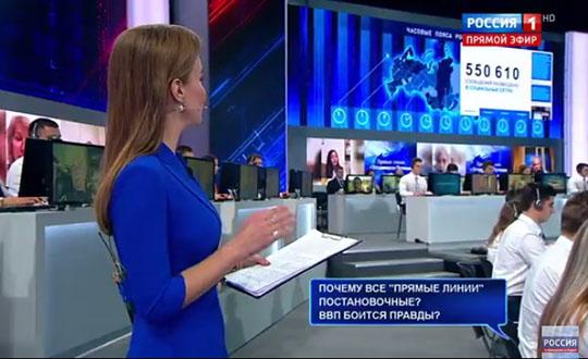 Жаловаться больше некому: главный итог «прямой линии» Путина