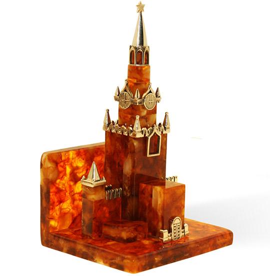 Совет Федерации закупает партию янтарных Кремлей