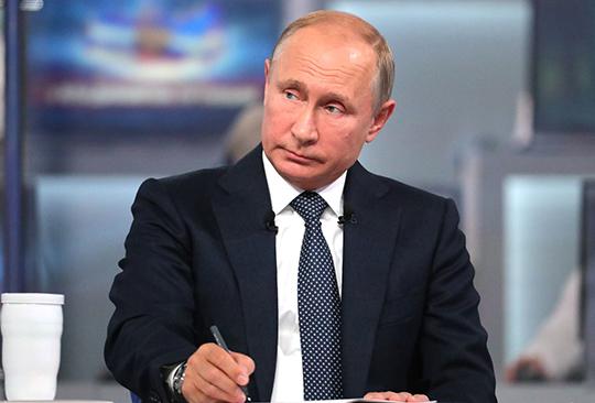 Рейтинг Путина спасают от пенсионной реформы?