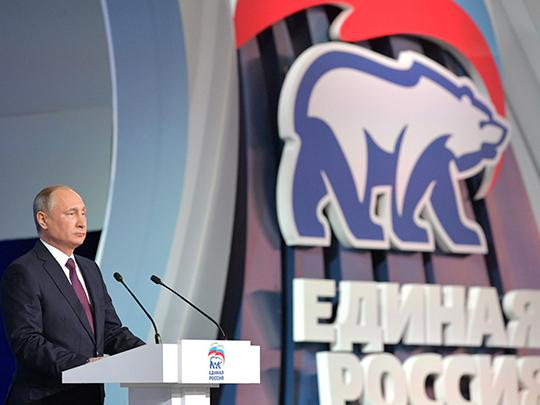 Поможет ли Путин «Единой России»?