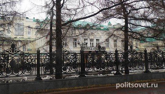 В Свердловской области упразднят администрацию губернатора
