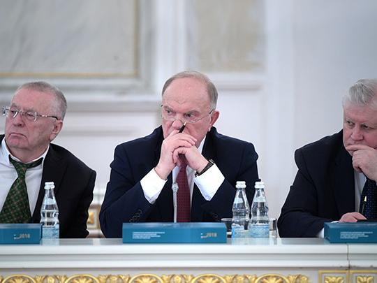 Почему партийная реформа в России не даст результата