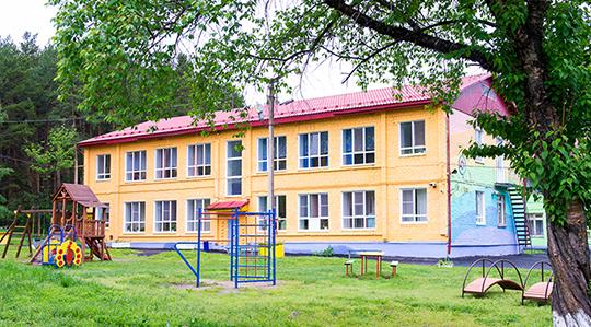 Власти Екатеринбурга продают детский санаторий на берегу Шарташа
