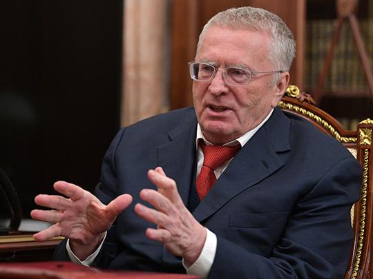 Судьба Жириновского и «проблема 2024 года»