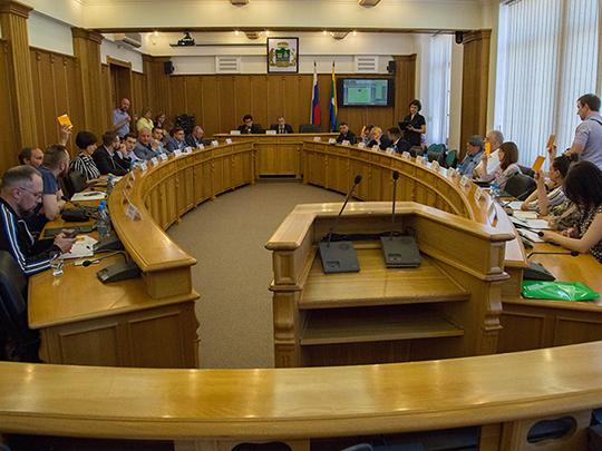 Фотография с сайта Екатеринбургской городской думы