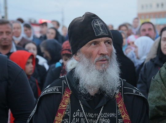 Духовник уральского монастыря призвал изгнать из России «жидомасонов»
