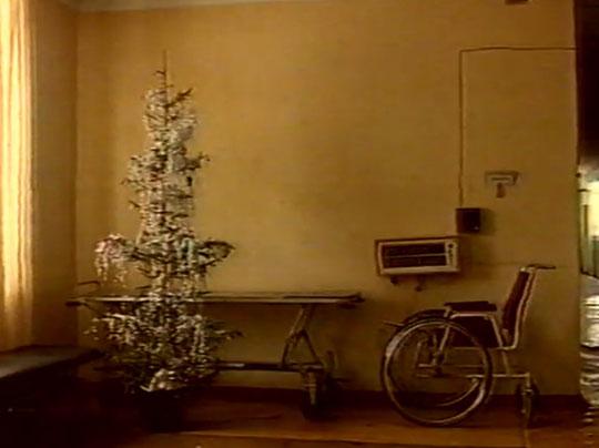 Новый год из ТВ-архивов: Предпраздничная видеоколонка от Евгения Потапова