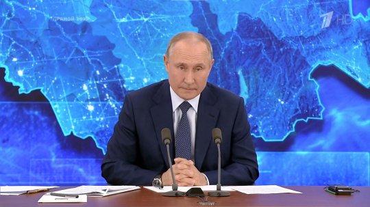 «Хотели бы — довели бы до конца»: Путин прокомментировал отравление Навального